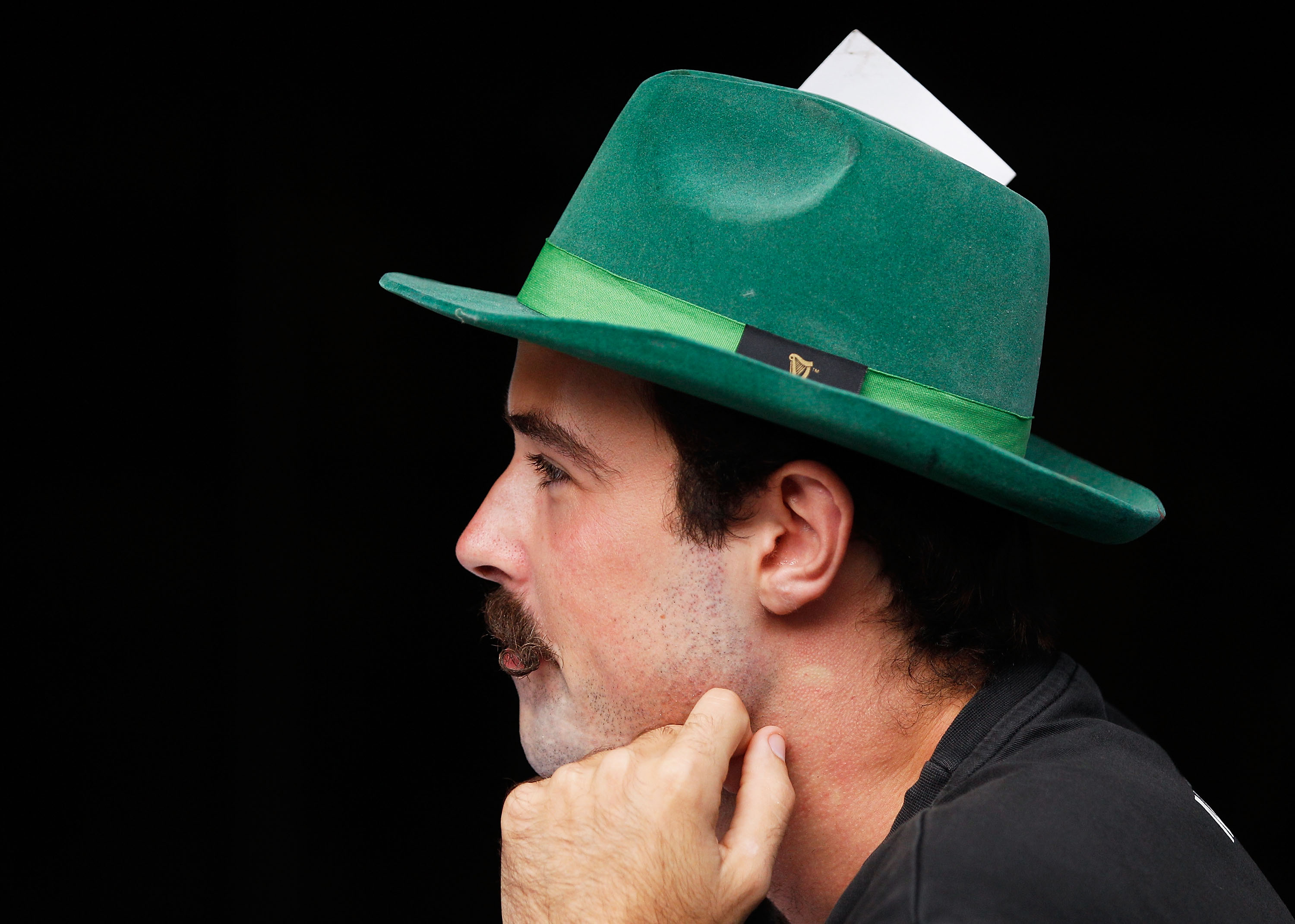 XXXXXXXXX on March 17, 2016 in Sydney, Australia. March 17th commemorates Saint Patrick and the arrival of Christianity in Ireland, as well as celebrating Irish heritage and culture.