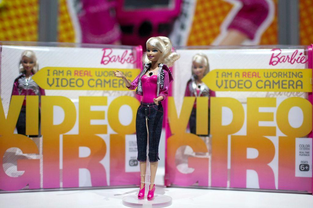 Video Girl Barbie