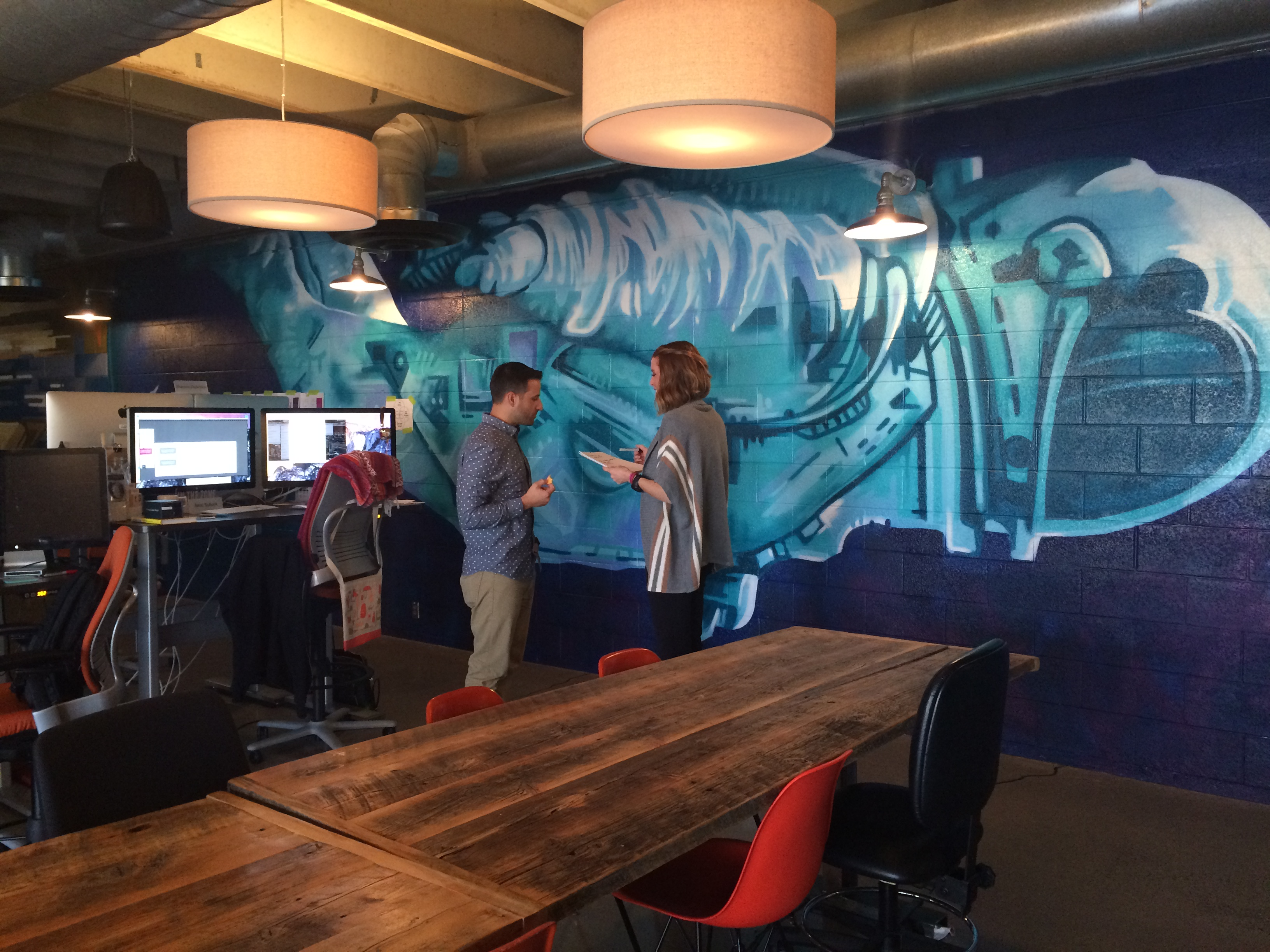 o.c. tanner coolest offices 2016