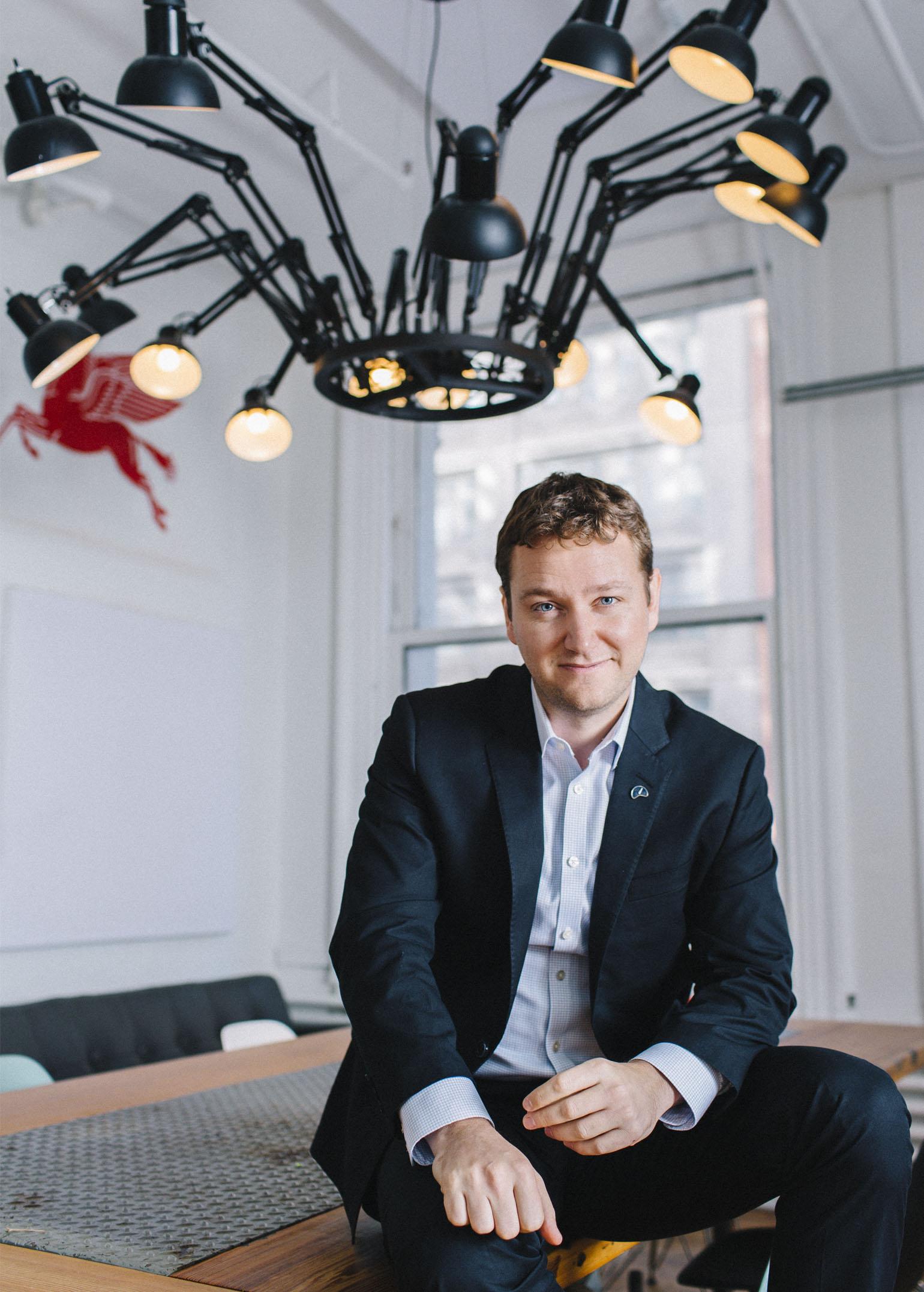 Jon Stein, Betterment CEO