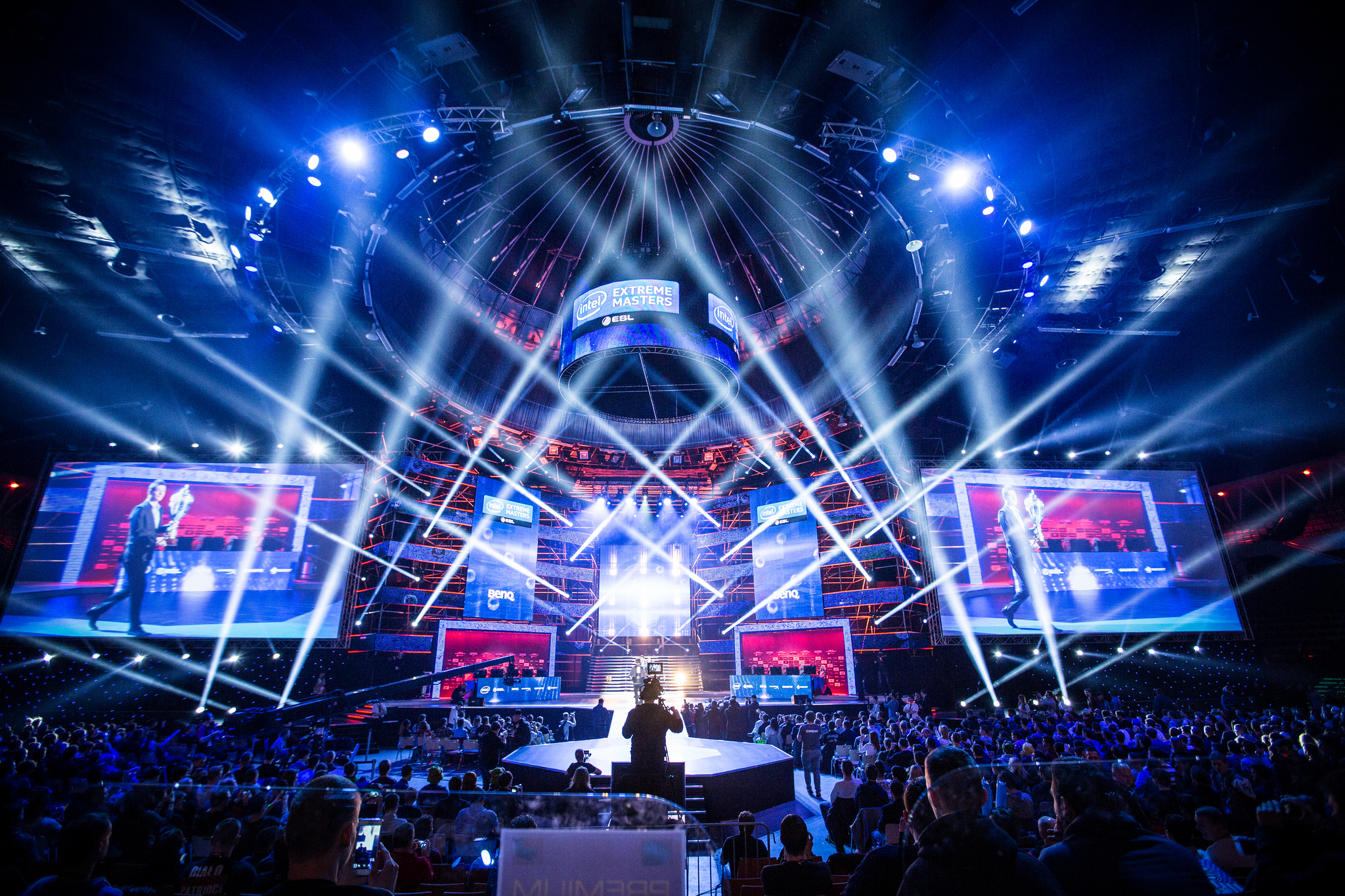 Katowice, Poland is home to the largest eSports event in the world—Intel Extreme Masters.