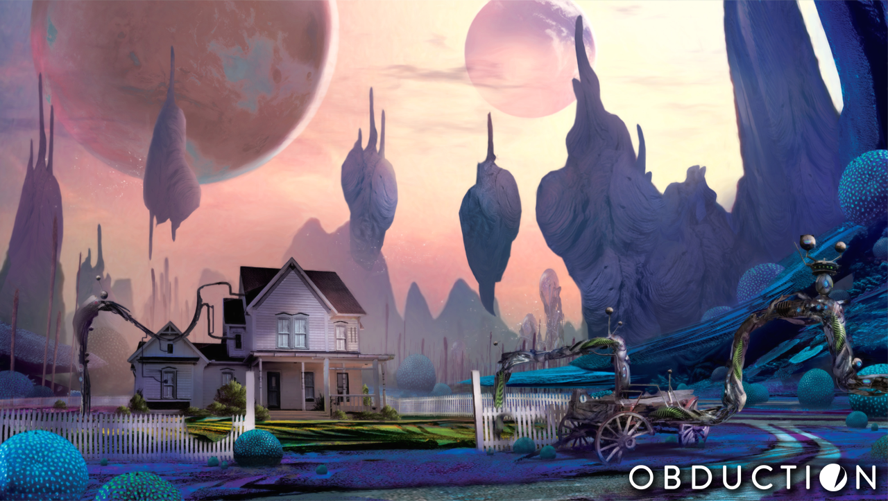 Obduction is the latest PC, Mac, and VR game from Cyan Worlds, creators of Myst.
