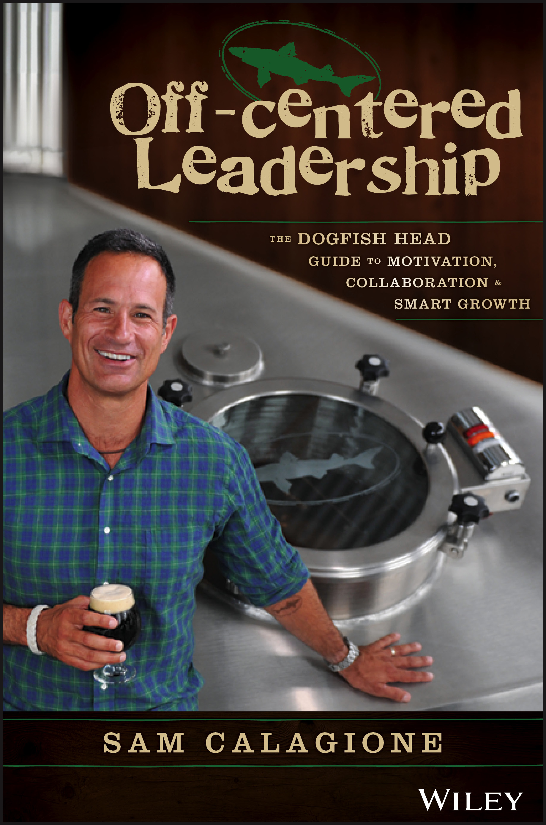 offcentered leadership cover