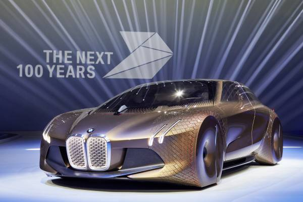 Bmw S Newest Concept Car Points To Automaker S Future Fortune