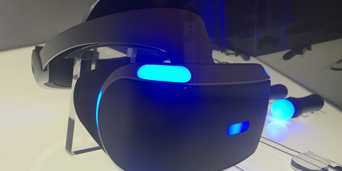 Sony Has Sold Over 1 Million PlayStation VR Headsets