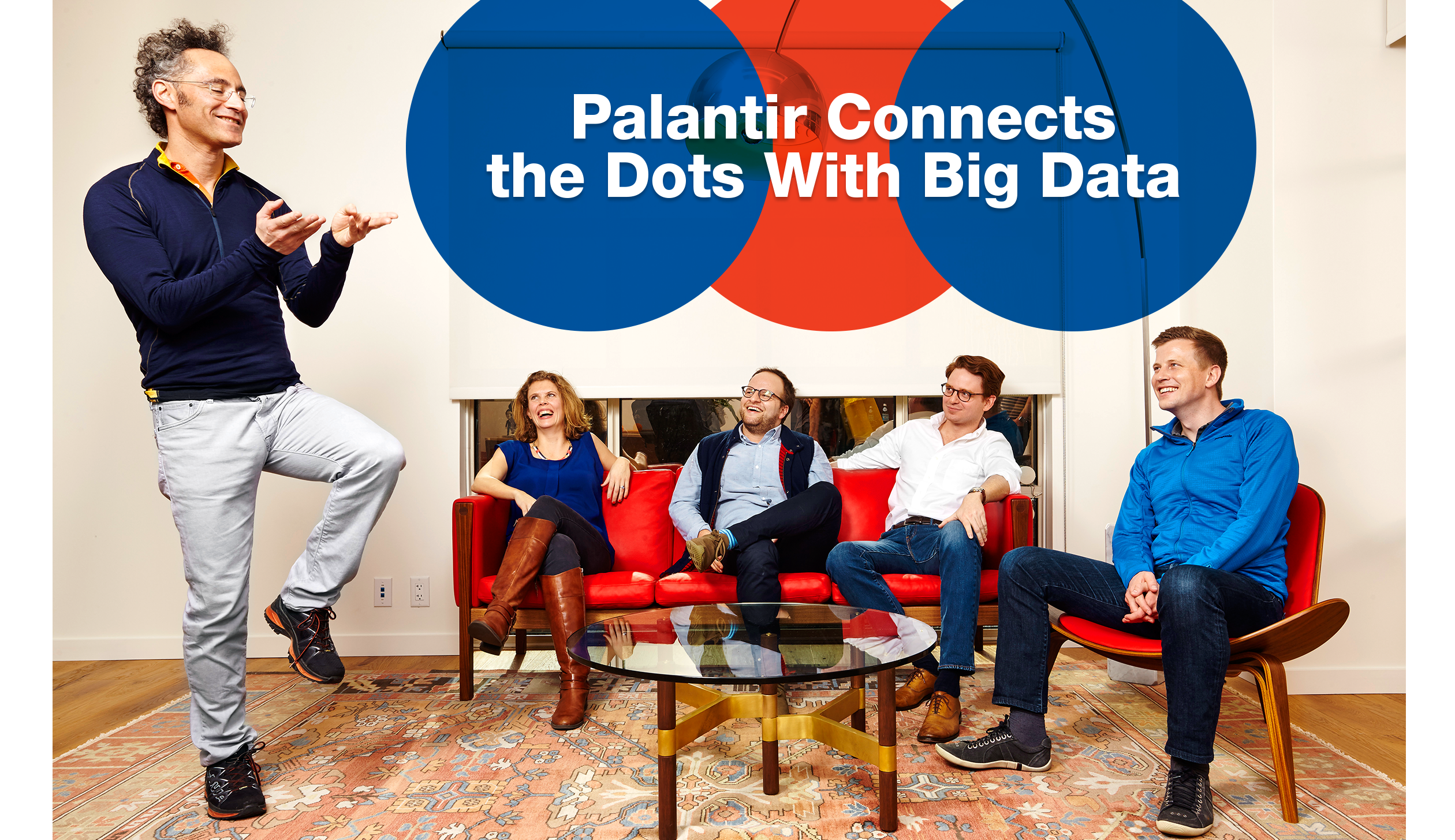 Palantir Connects the Dots With Big Data | Fortune