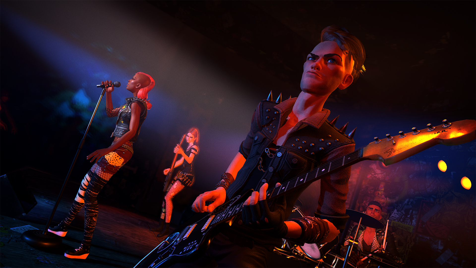 Developer Harmonix is bringing Rock Band 4 to Windows PC.