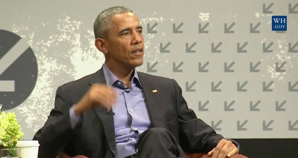 Obama at SXSW