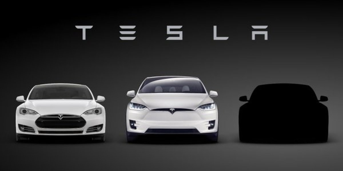 Here's All We Know about Tesla's Model 3