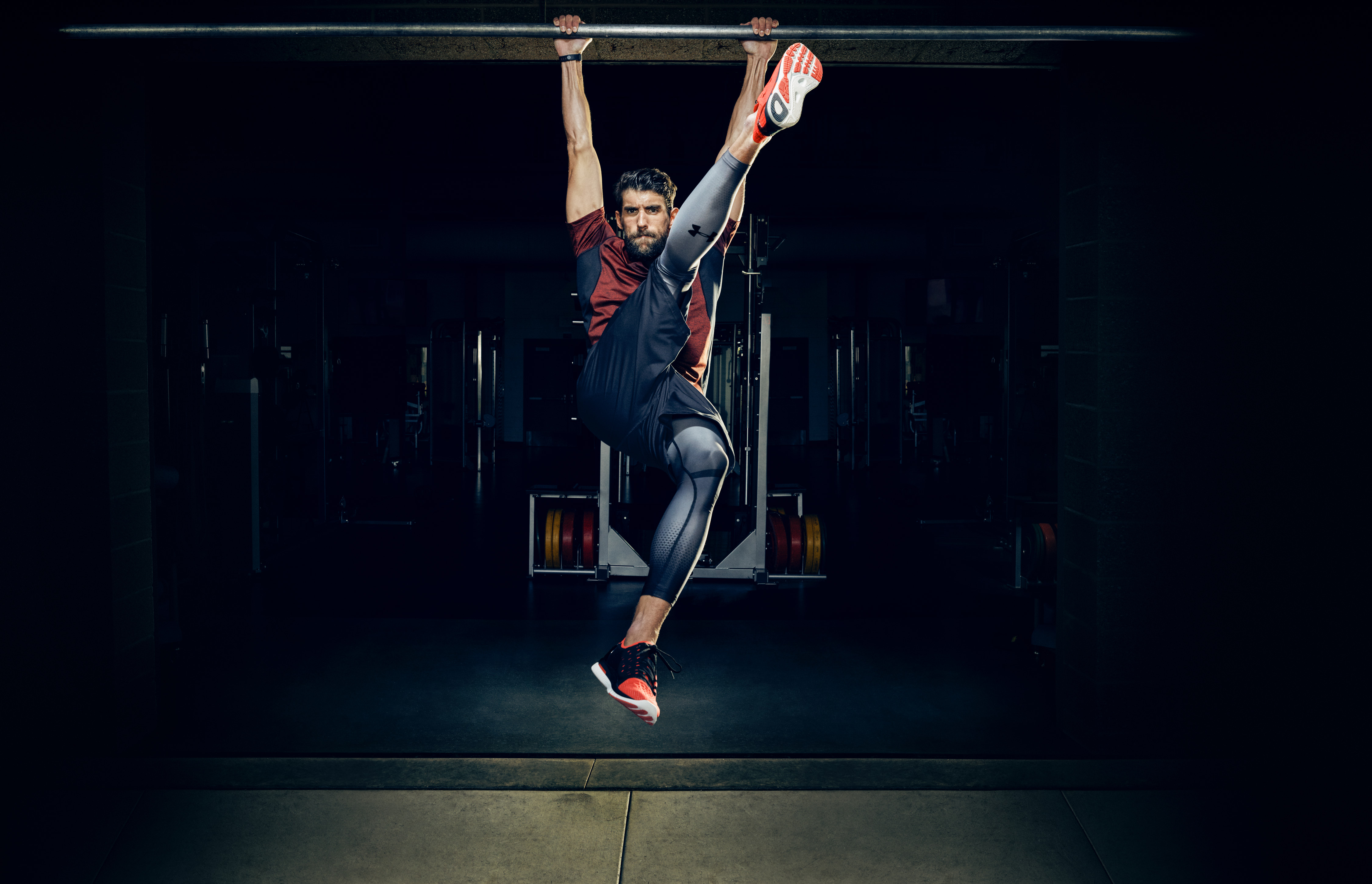 The latest ad from Under Armour focuses on Olympic swimming champion Michael Phelps.