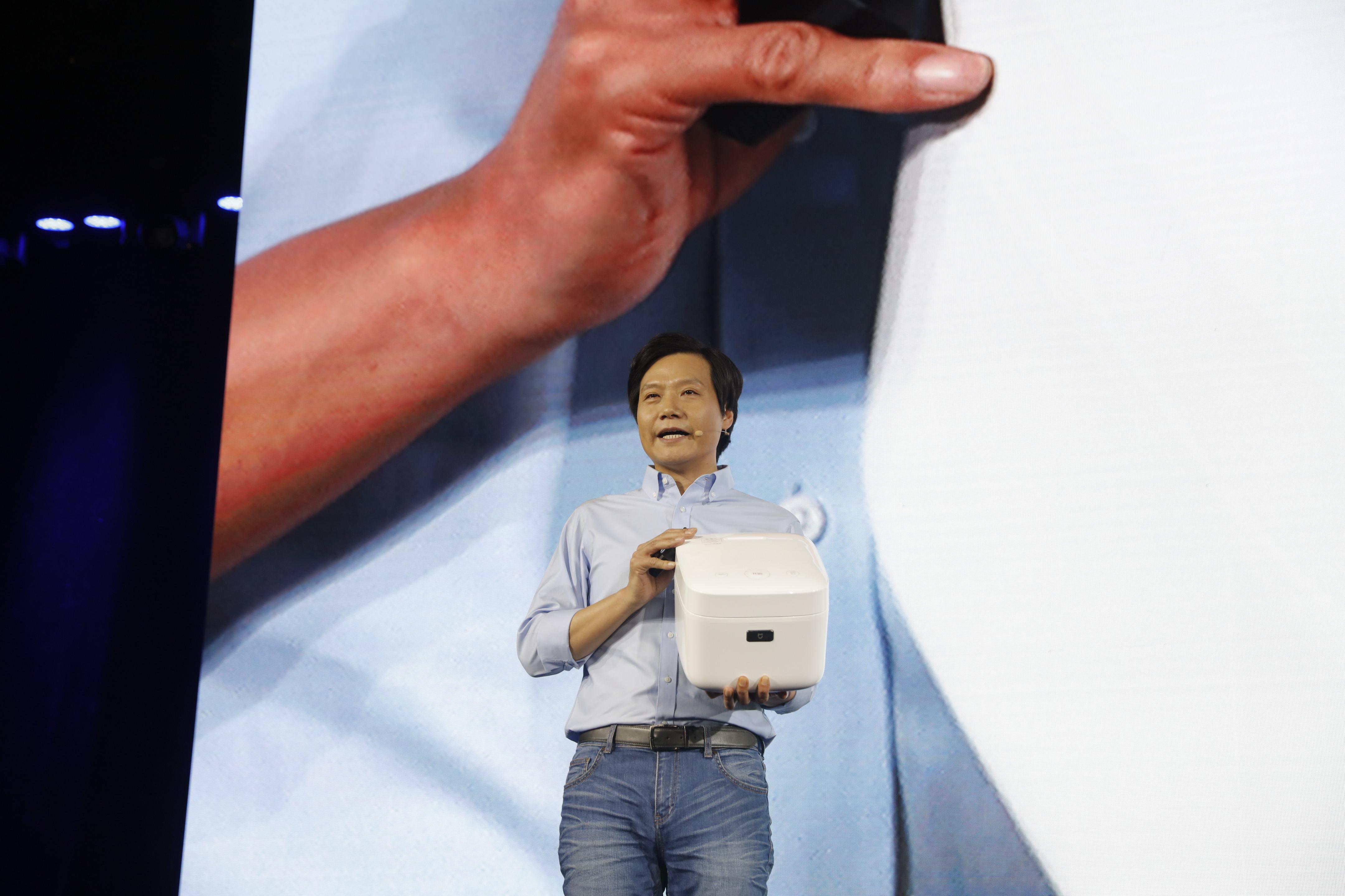 Samsung, shmamsung says Lei.