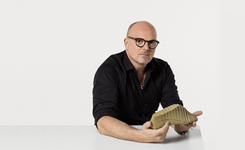 Nike's VP of global design, John Hoke