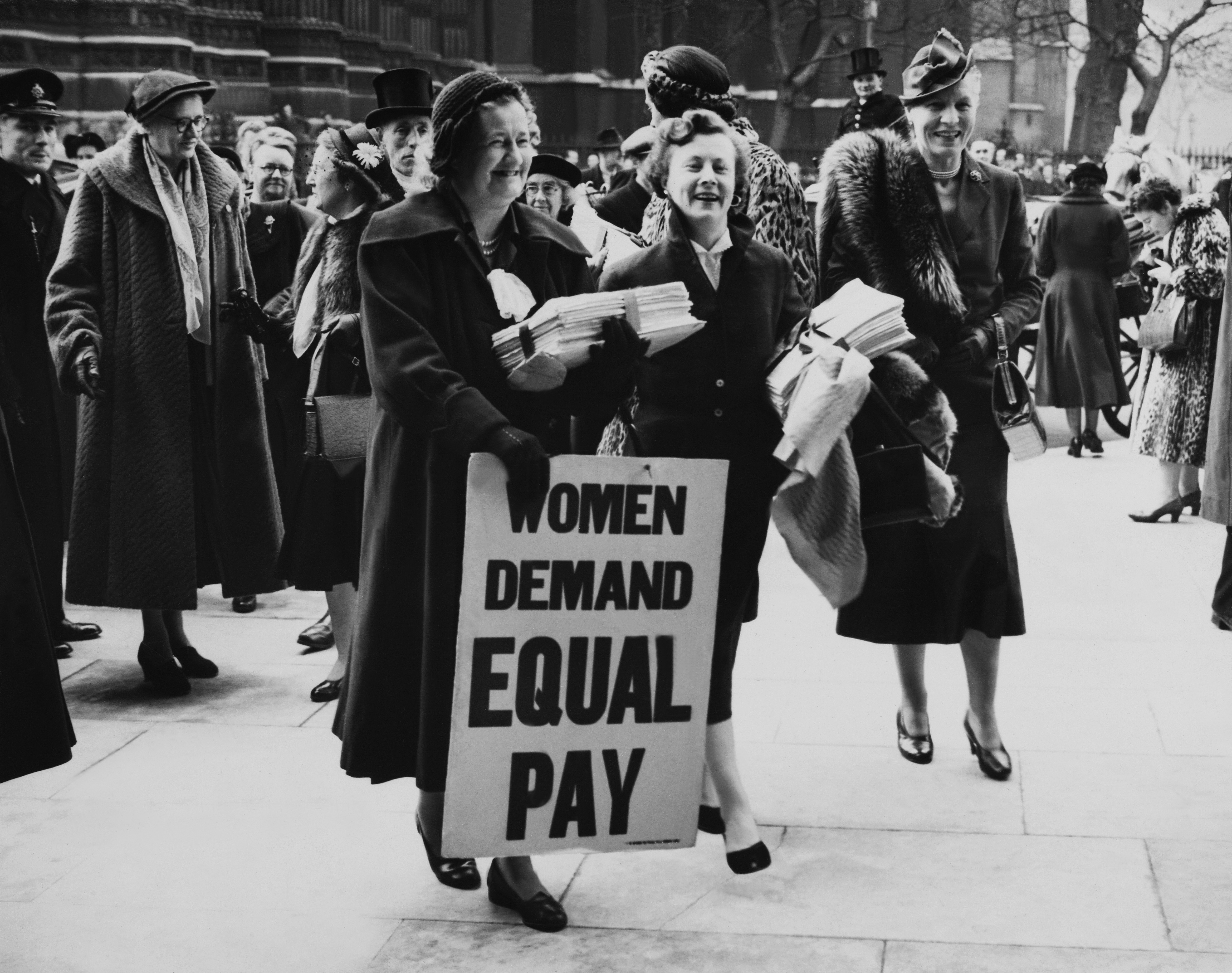 arguments for equal pay for equal work