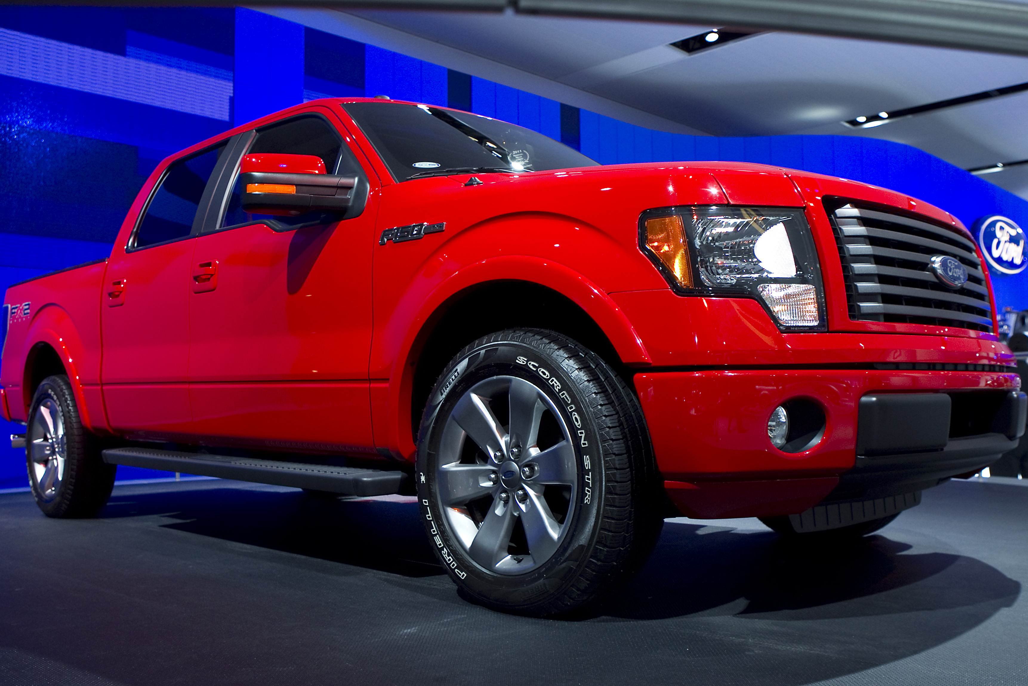 Detroit Auto Show Previews Newest Car Models From Around The World