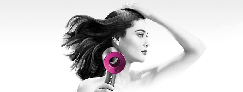 Dyson's Supersonic hairdryer