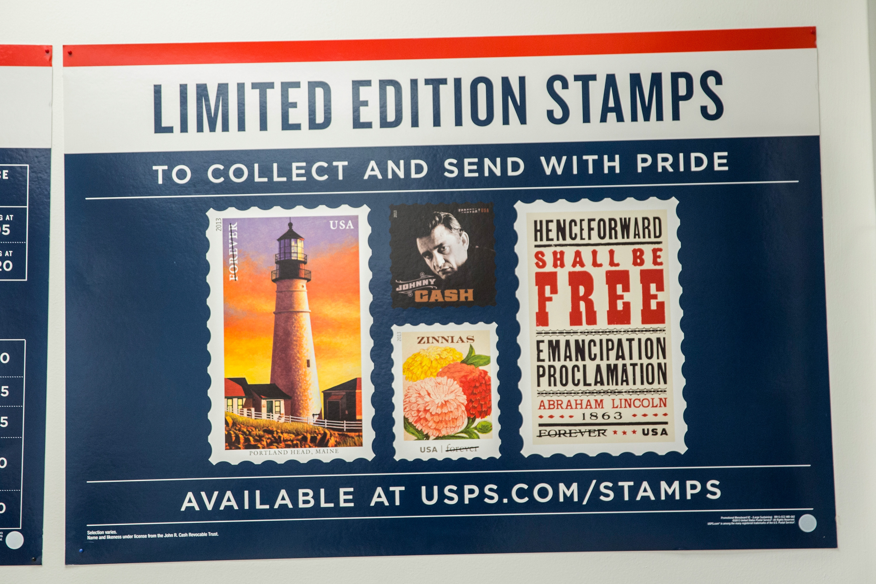 U S Post Office Made Stamps Cheaper For The First Time In