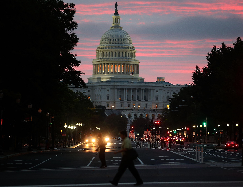 Washington Landmarks Begin To Re-Open As Government Shutdown Ends