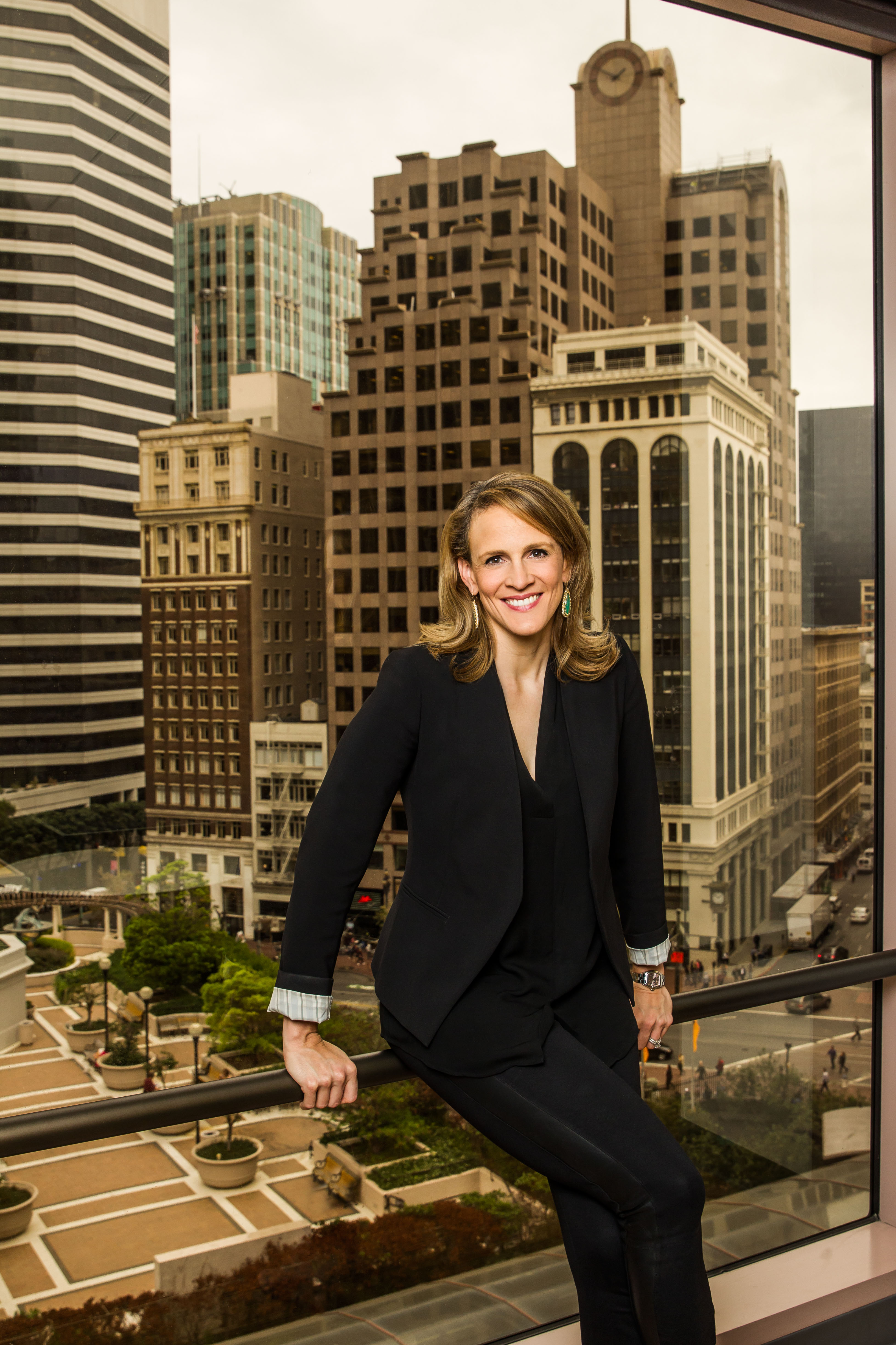 OpenTable's CEO Christa Quarles