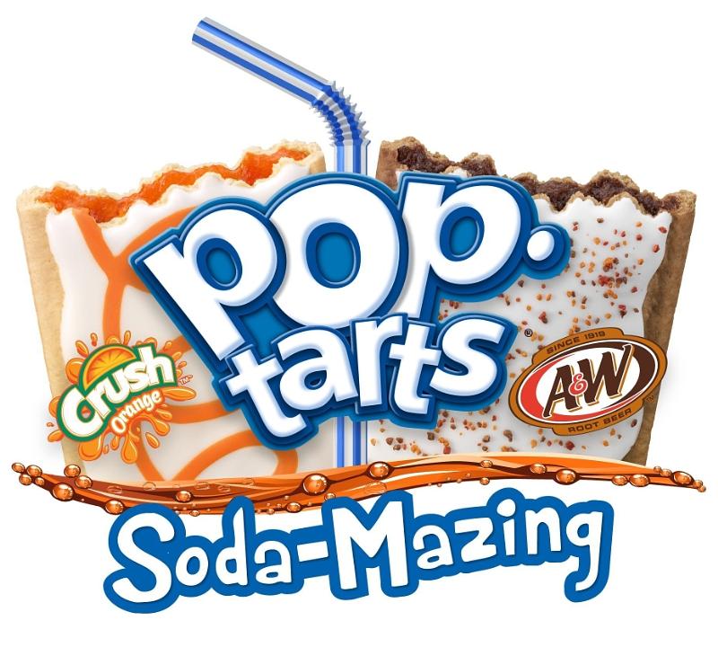 Pop-Tarts Soda-Mazing