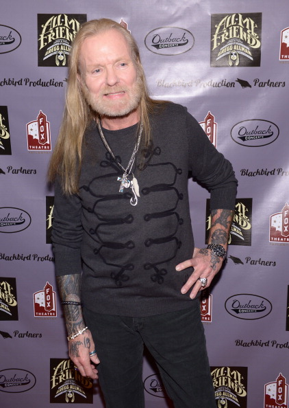 All My Friends: Celebrating The Songs & Voice Of Gregg Allman - Arrivals