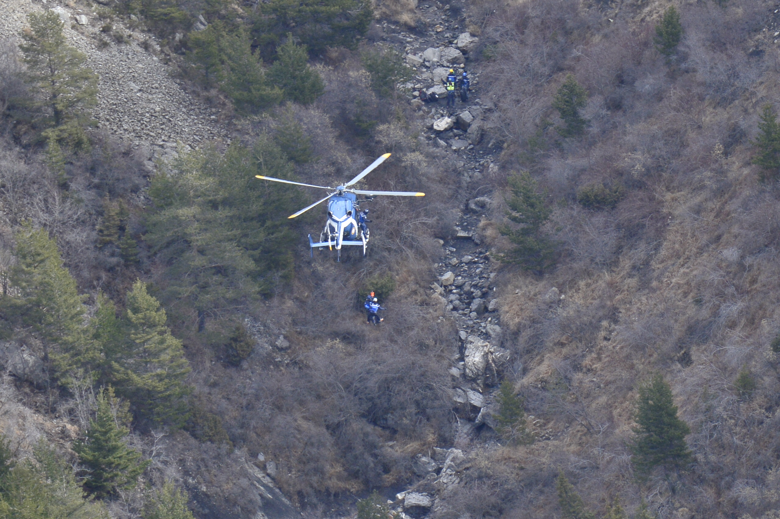 Mystery Surrounds The Germanwings Airbus That Crashed In Southern France Killing All On Board