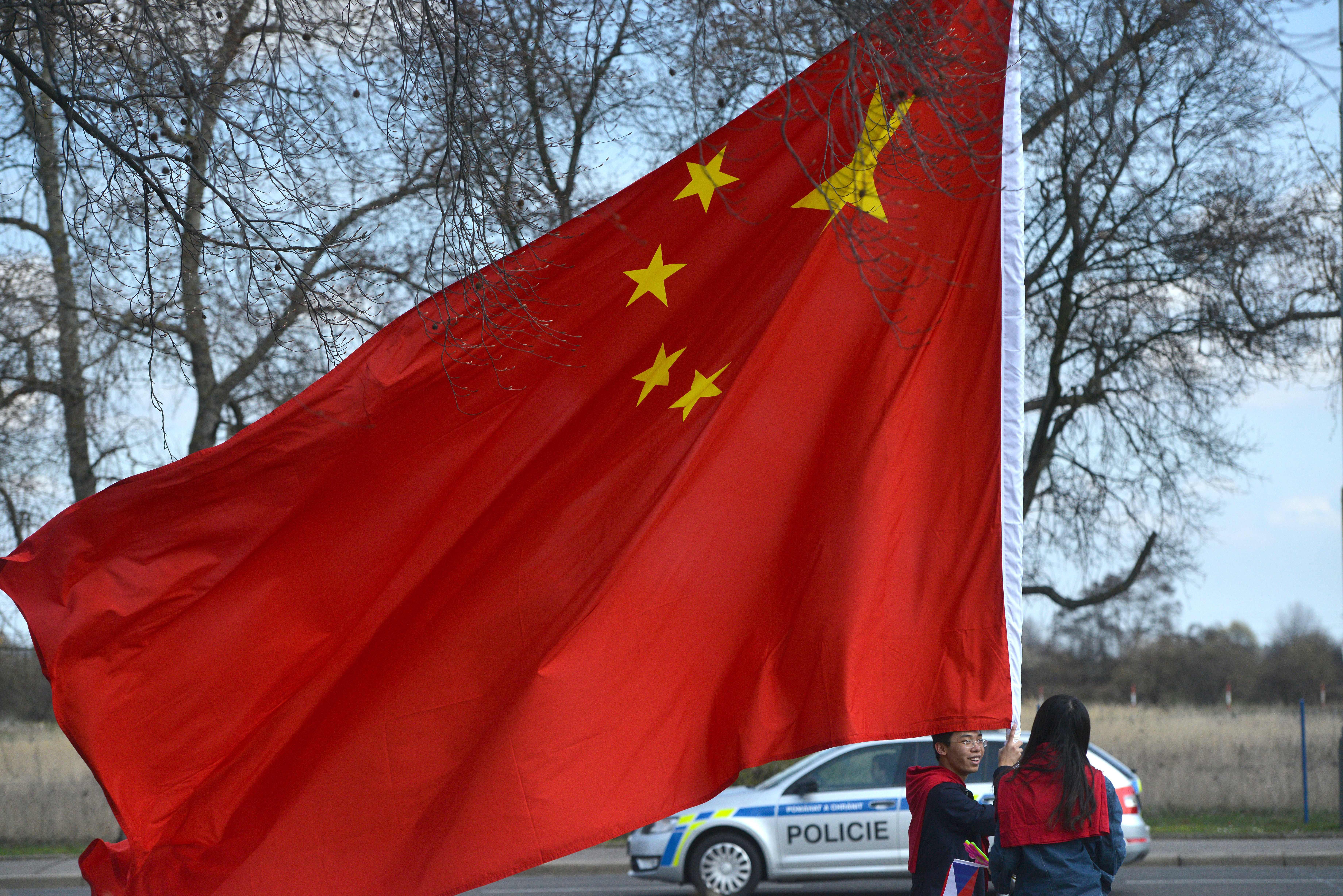 CZECH-CHINA-DIPLOMACY
