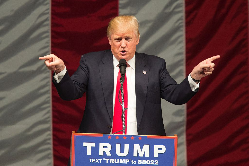 The Brilliance Behind Donald Trump's Wild Hand Gestures | Fortune