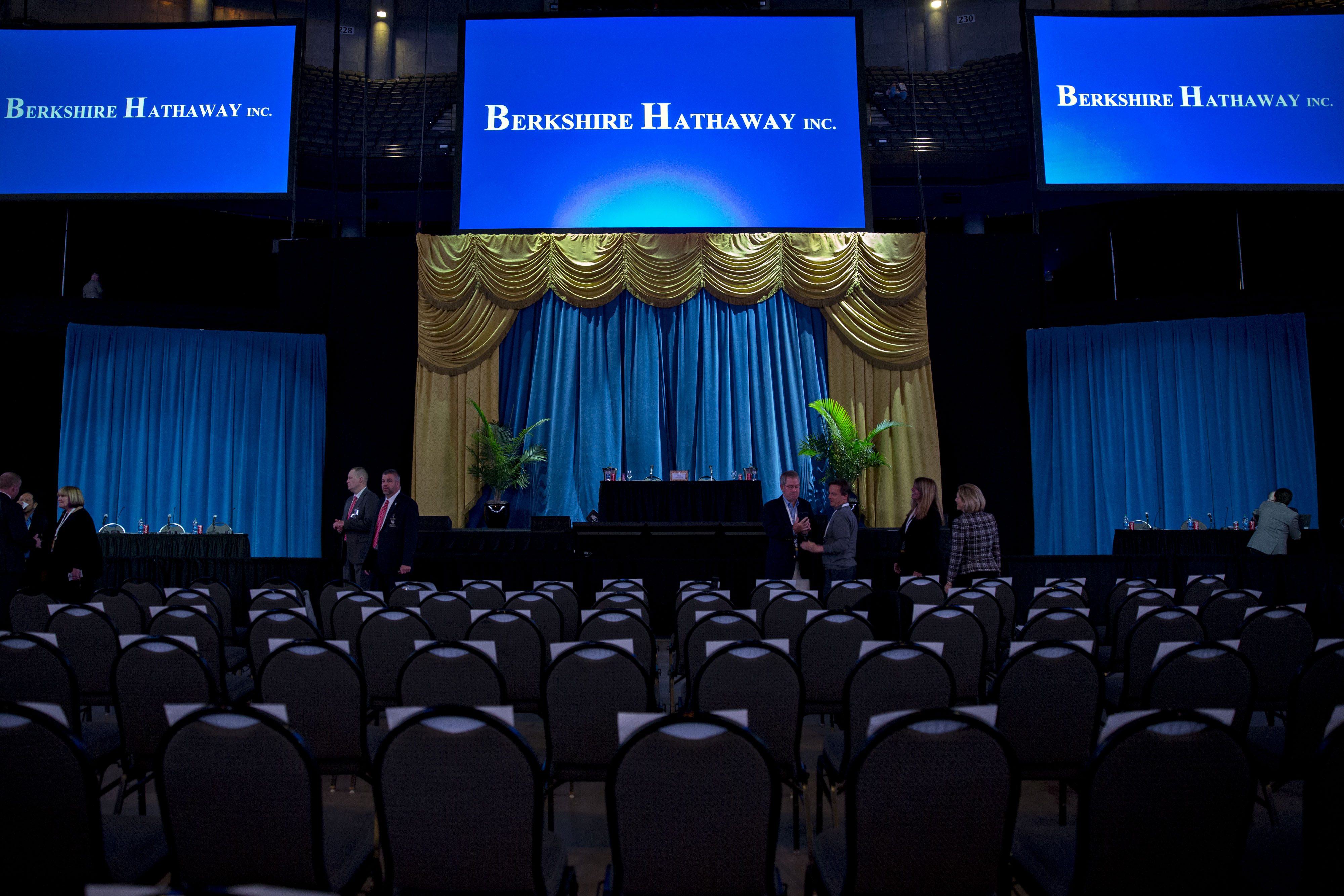 Berkshire Hathaway Inc. Annual General Meeting