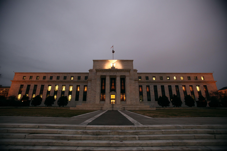 The Federal Reserve Begins Last Meeting Of 2008