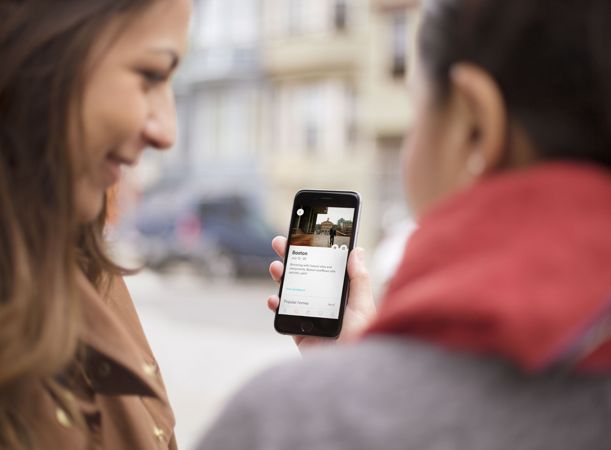 Airbnb pushes into tourism with travel recommendations and guidebooks.