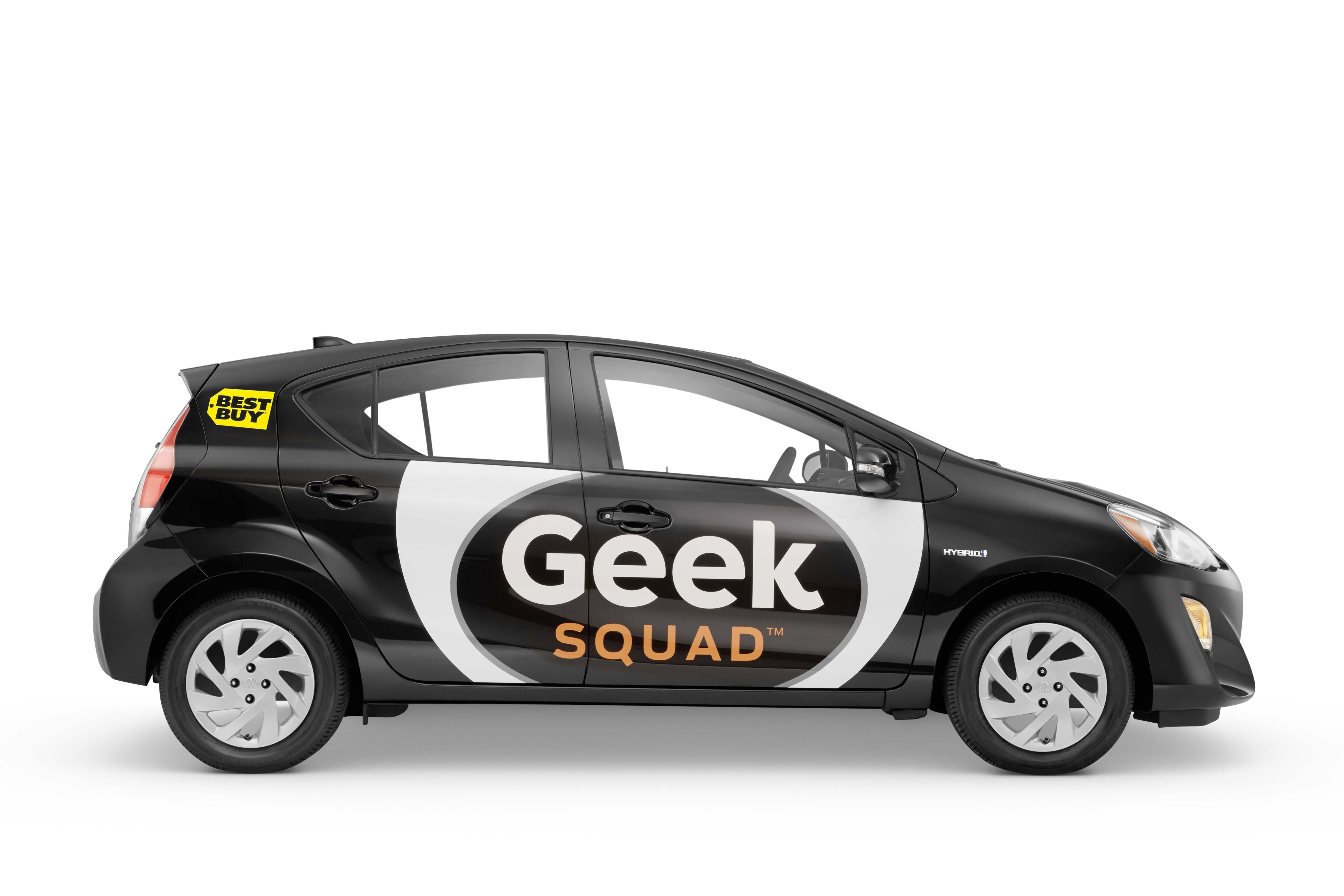 The all-new geekmobile