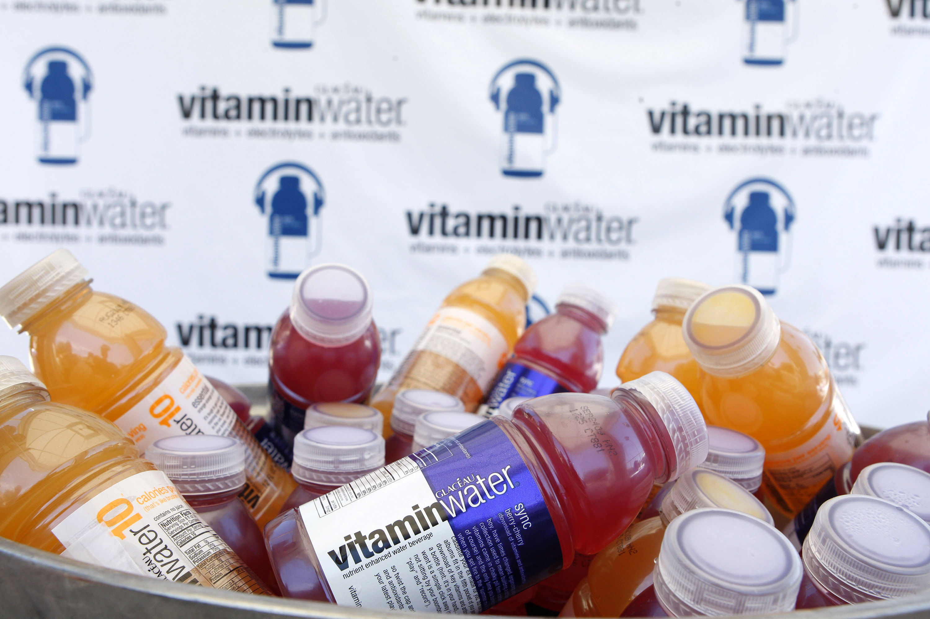 Vitaminwater Sync's The Good Life - Day 2