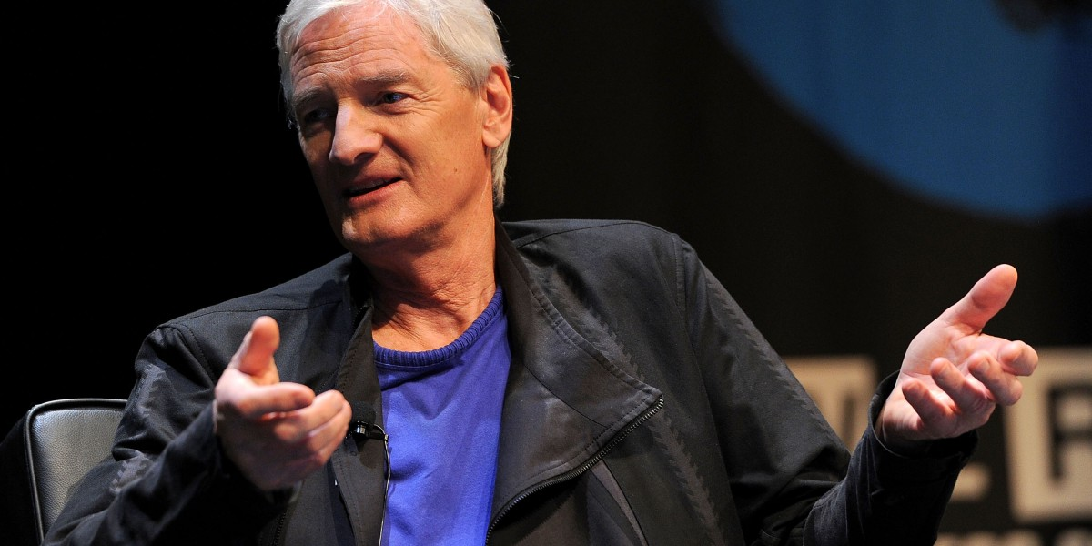 Dyson Pulls the Plug on Its Plan to Build an Electric Car