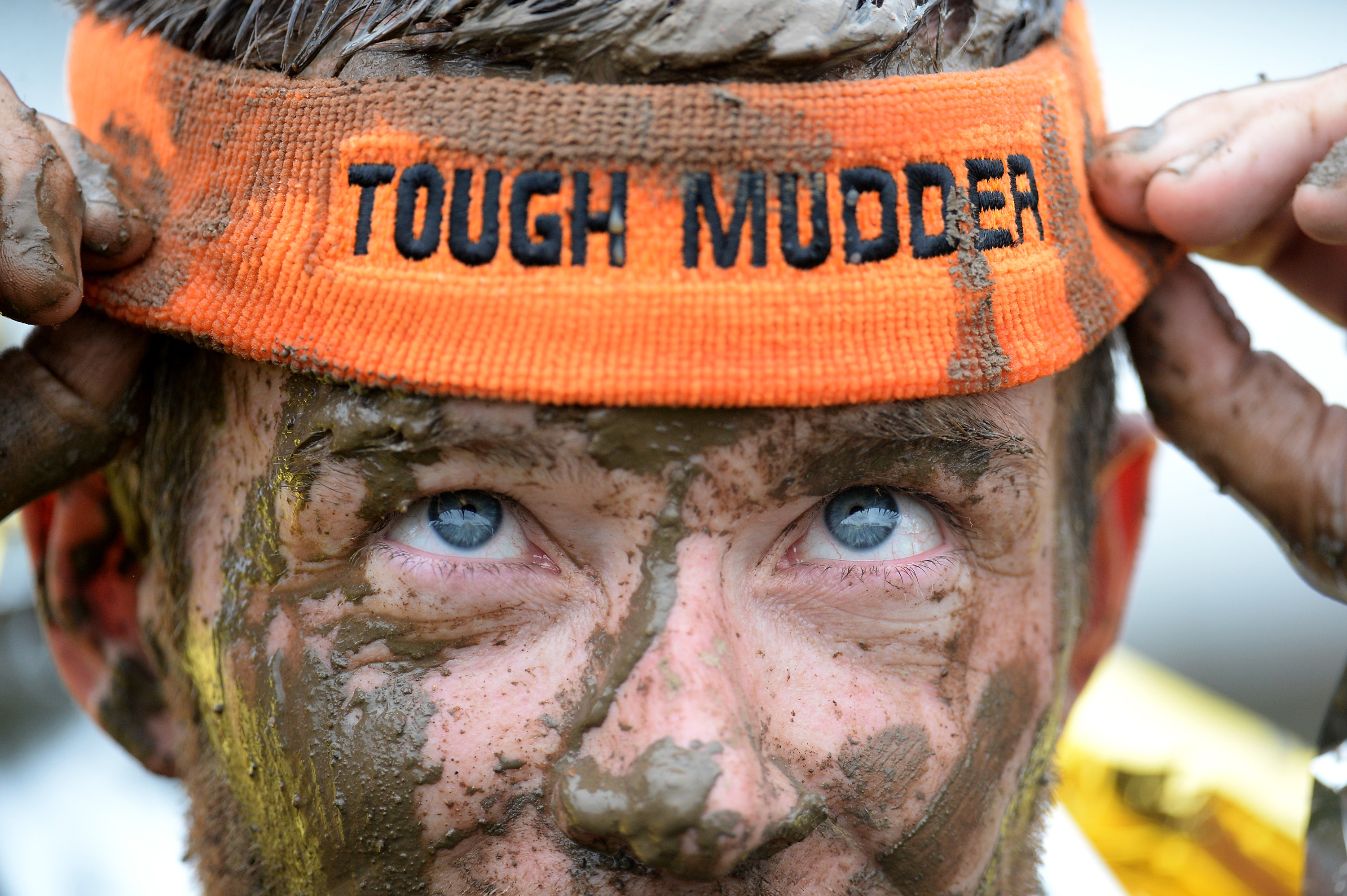 Tough Mudder Endurance Race Takes Place In Edinburgh