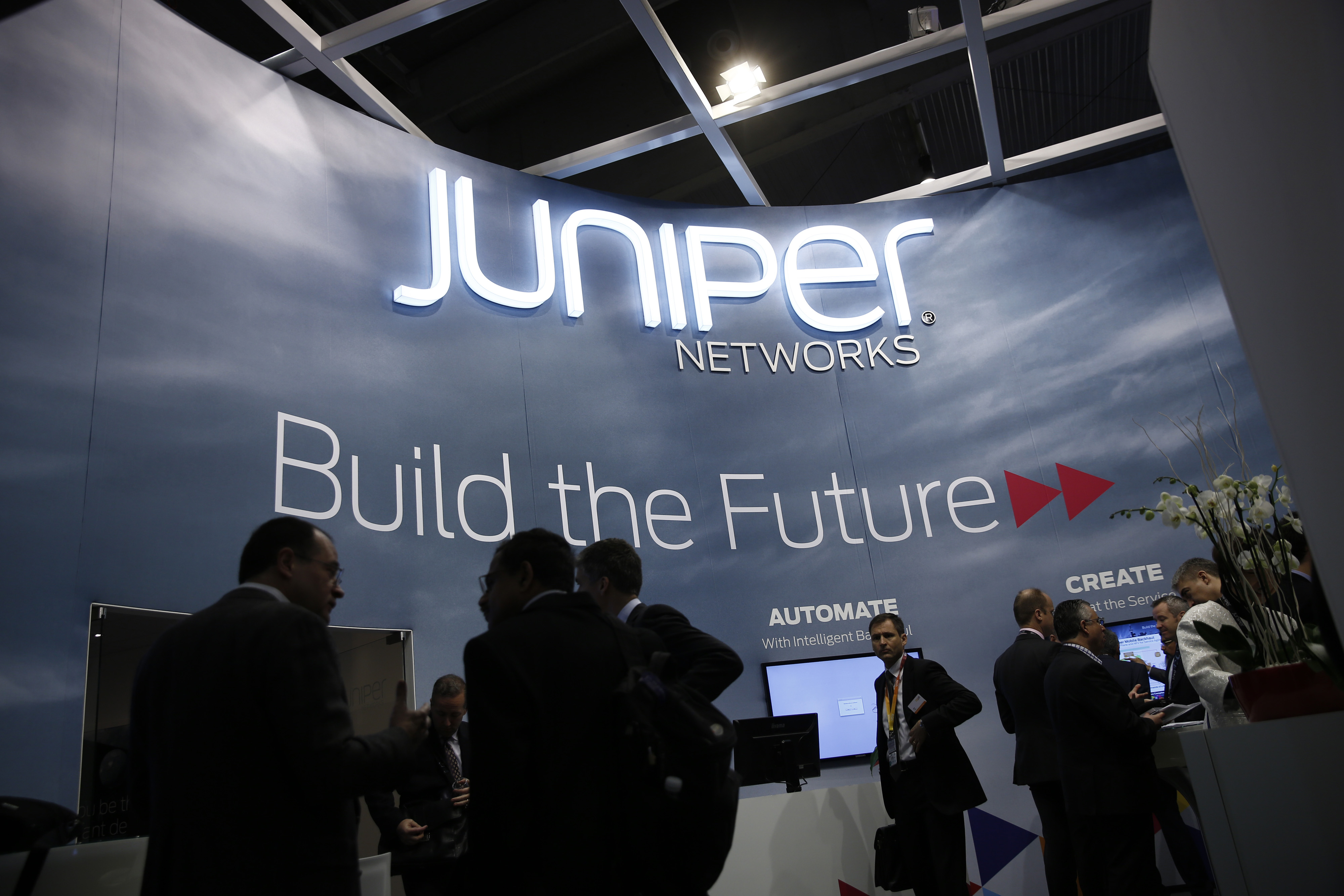 Opening Day Of Mobile World Congress 2014