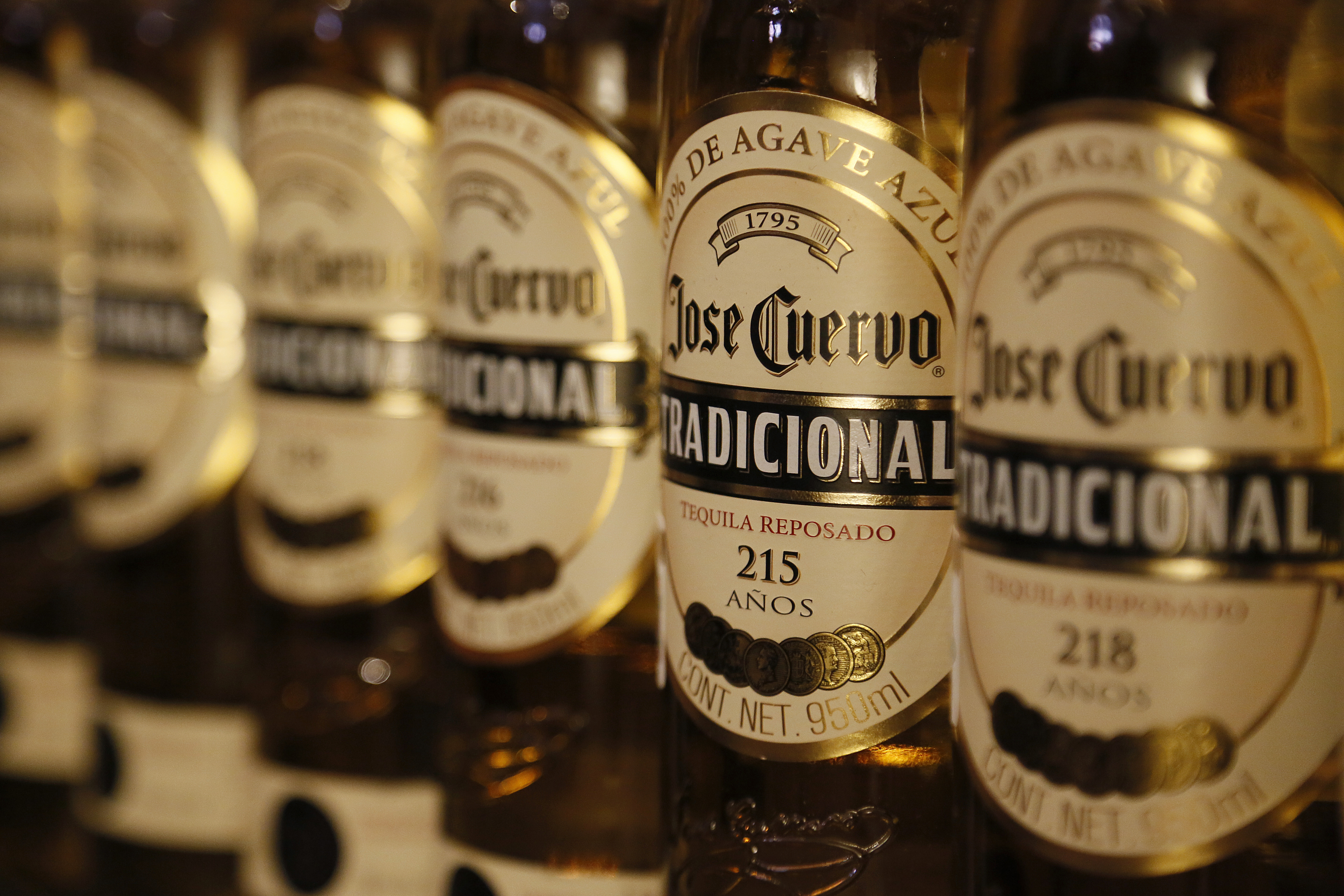 Tequila, the world's most popular beverages