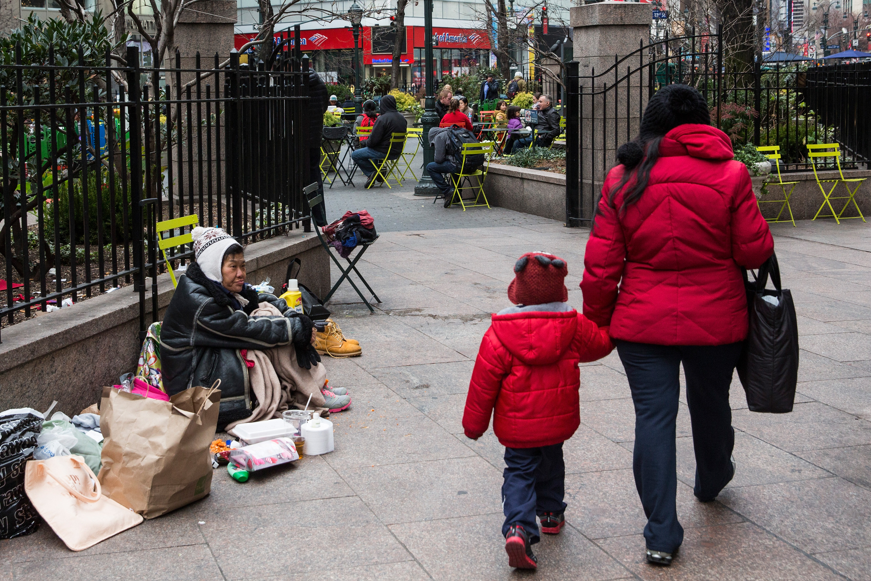 Homeless New Yorkers At Odds With City On New Homeless Policy