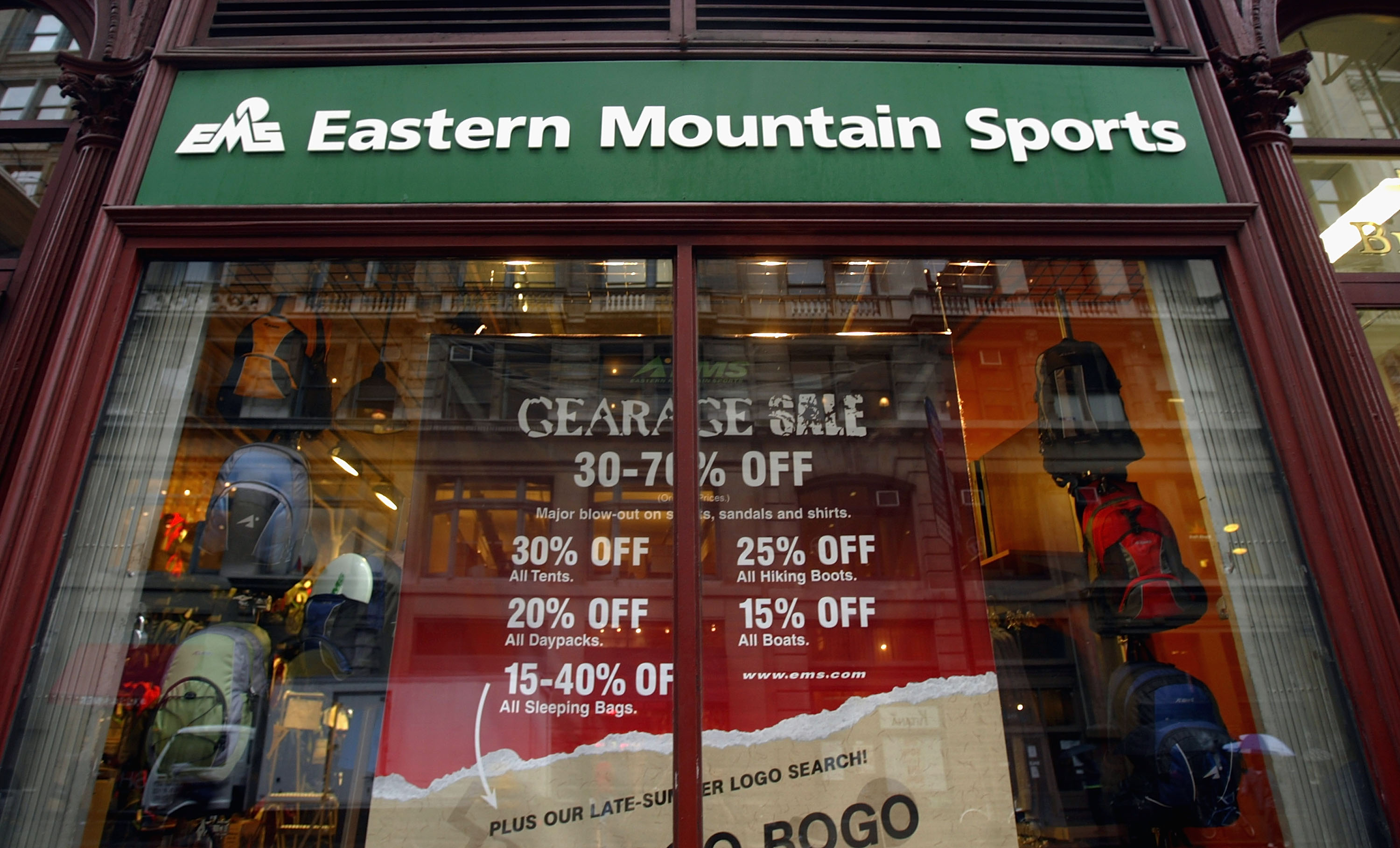 Eastern Mountain Sports Sold To Employees