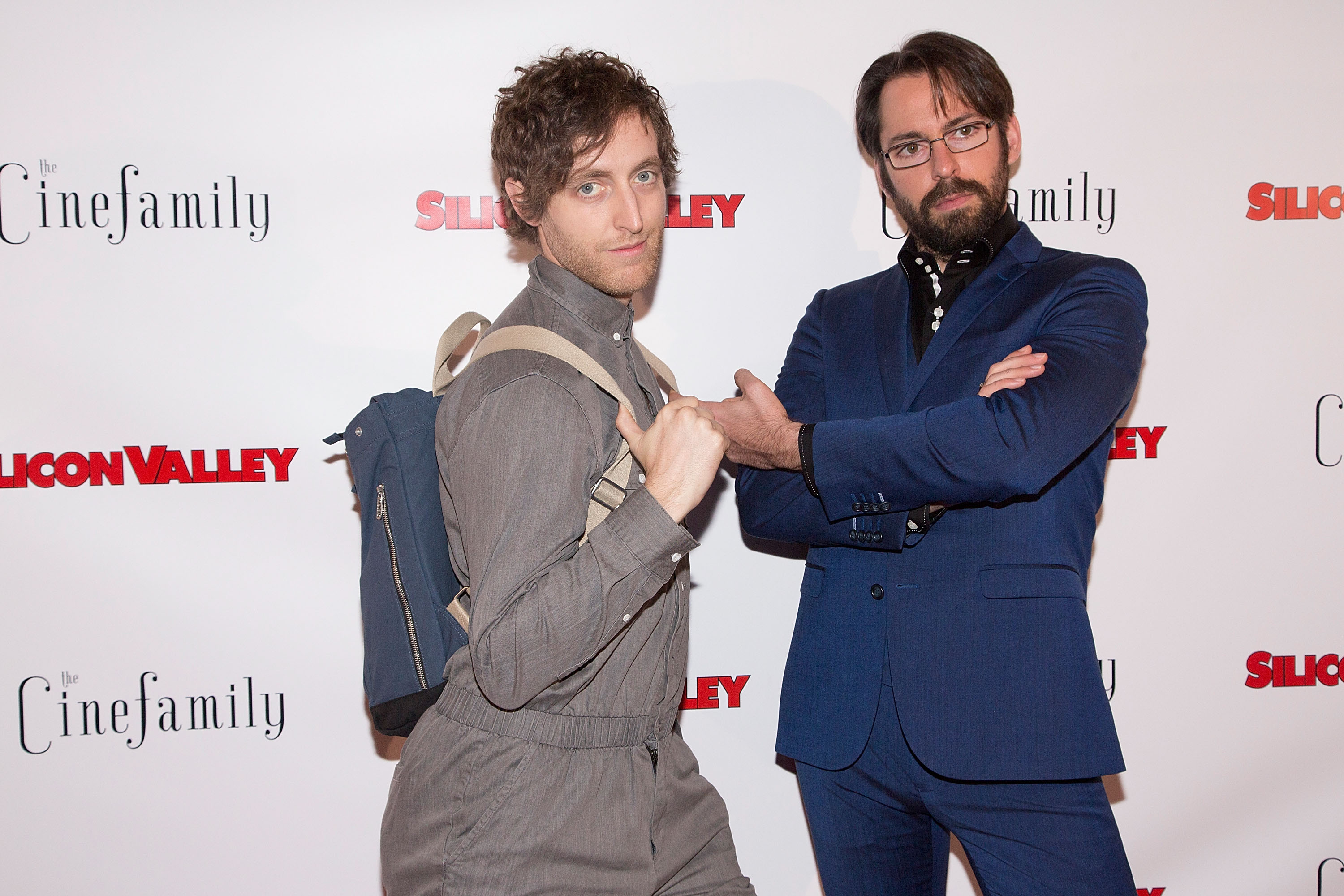 """Cinefamily Presents Scene Screening And Q&A For HBO's """"Silicon Valley"""" - Arrivals"""