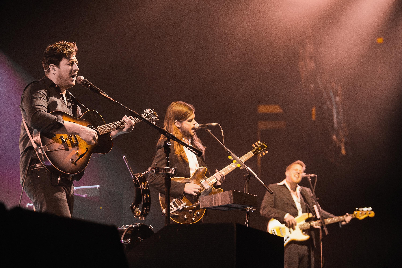 Mumford And Sons In Concert - Birmingham, AL