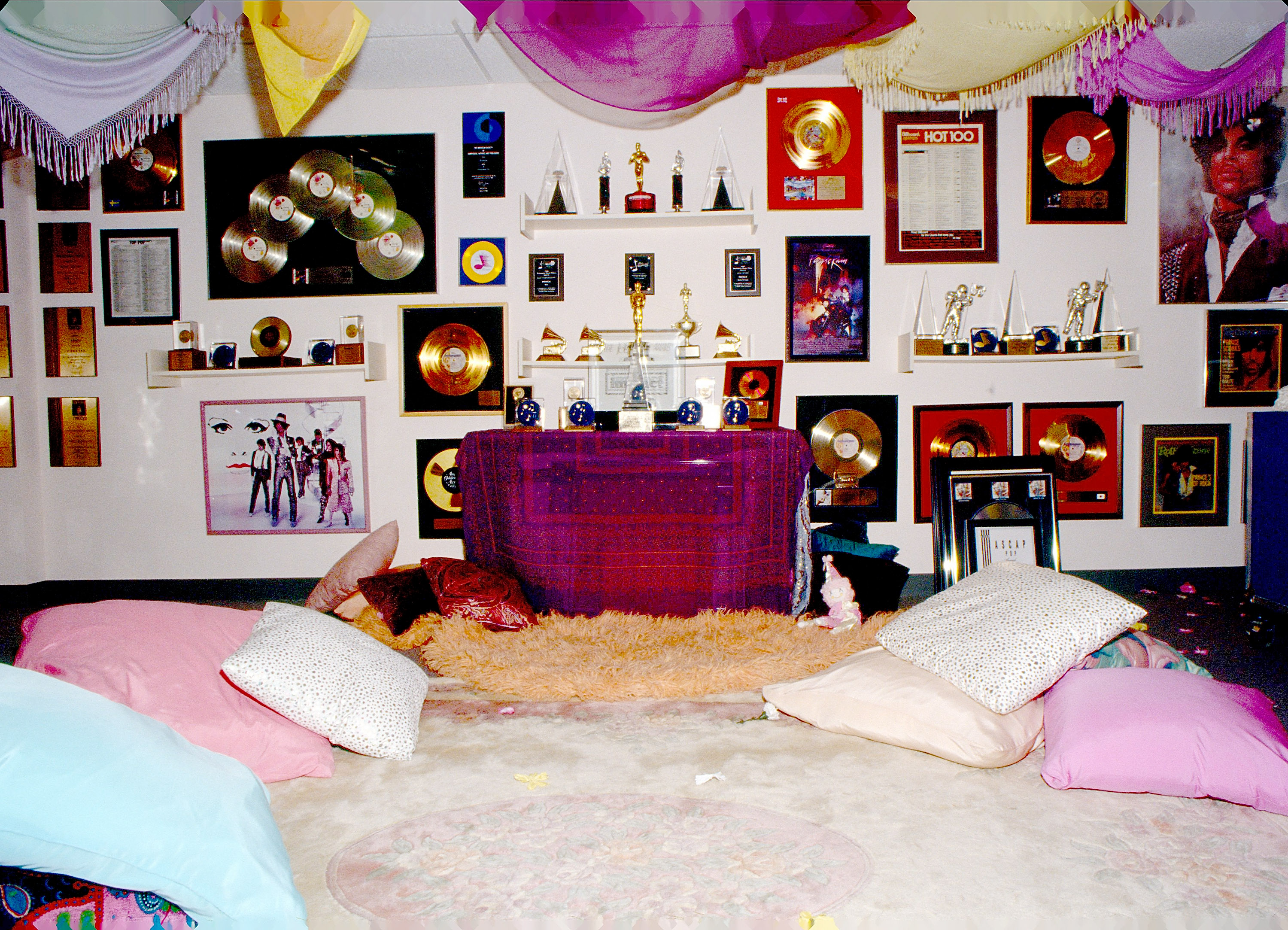 Look Inside Prince's Mysterious Paisley Park, a 21st Century