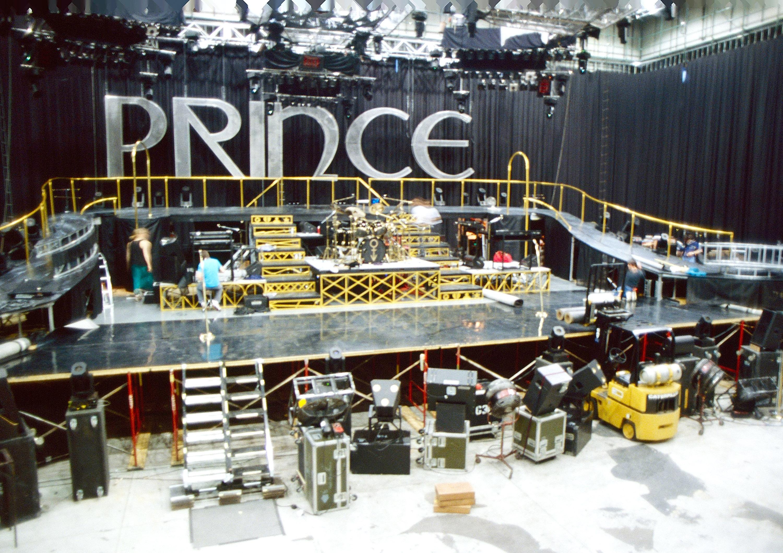 Prince File Photos