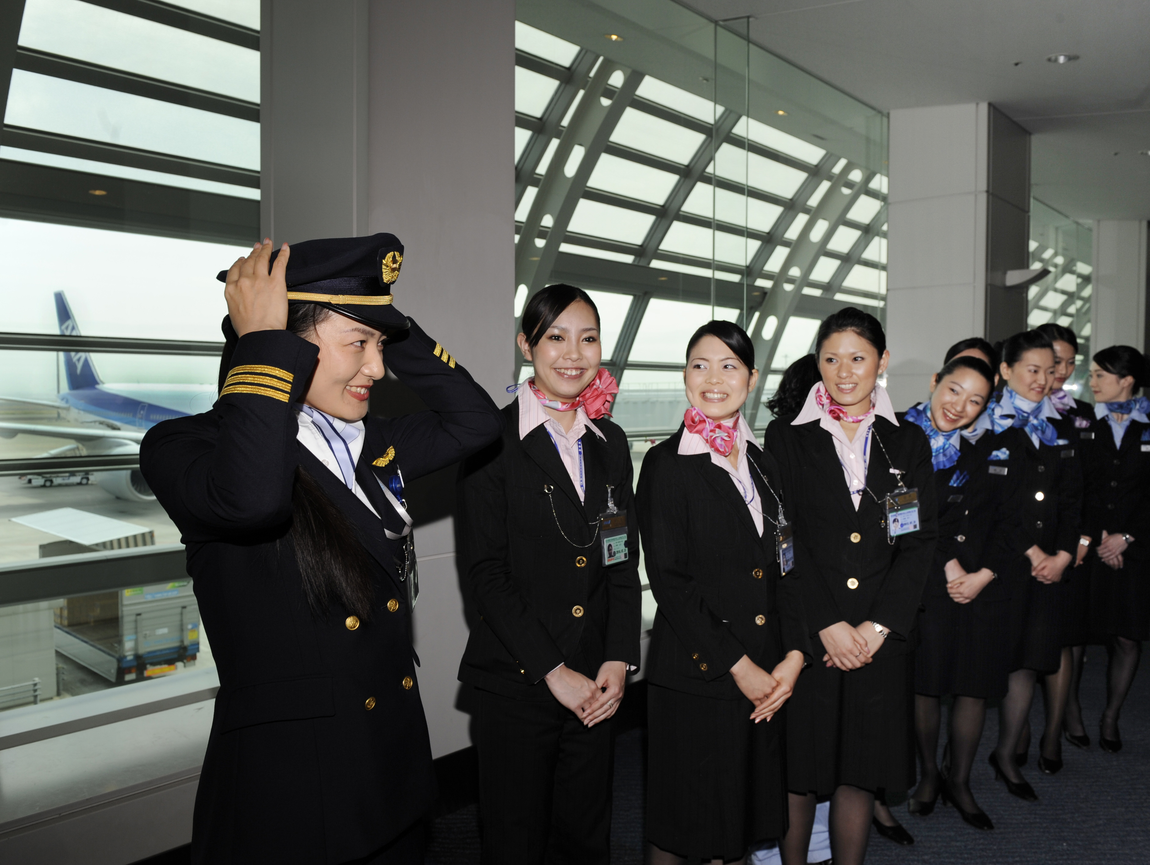 Japan's second largest air carrier All N
