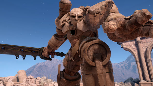 """Highwire Games' """"Golem"""" is a Sony PlayStation VR launch game."""