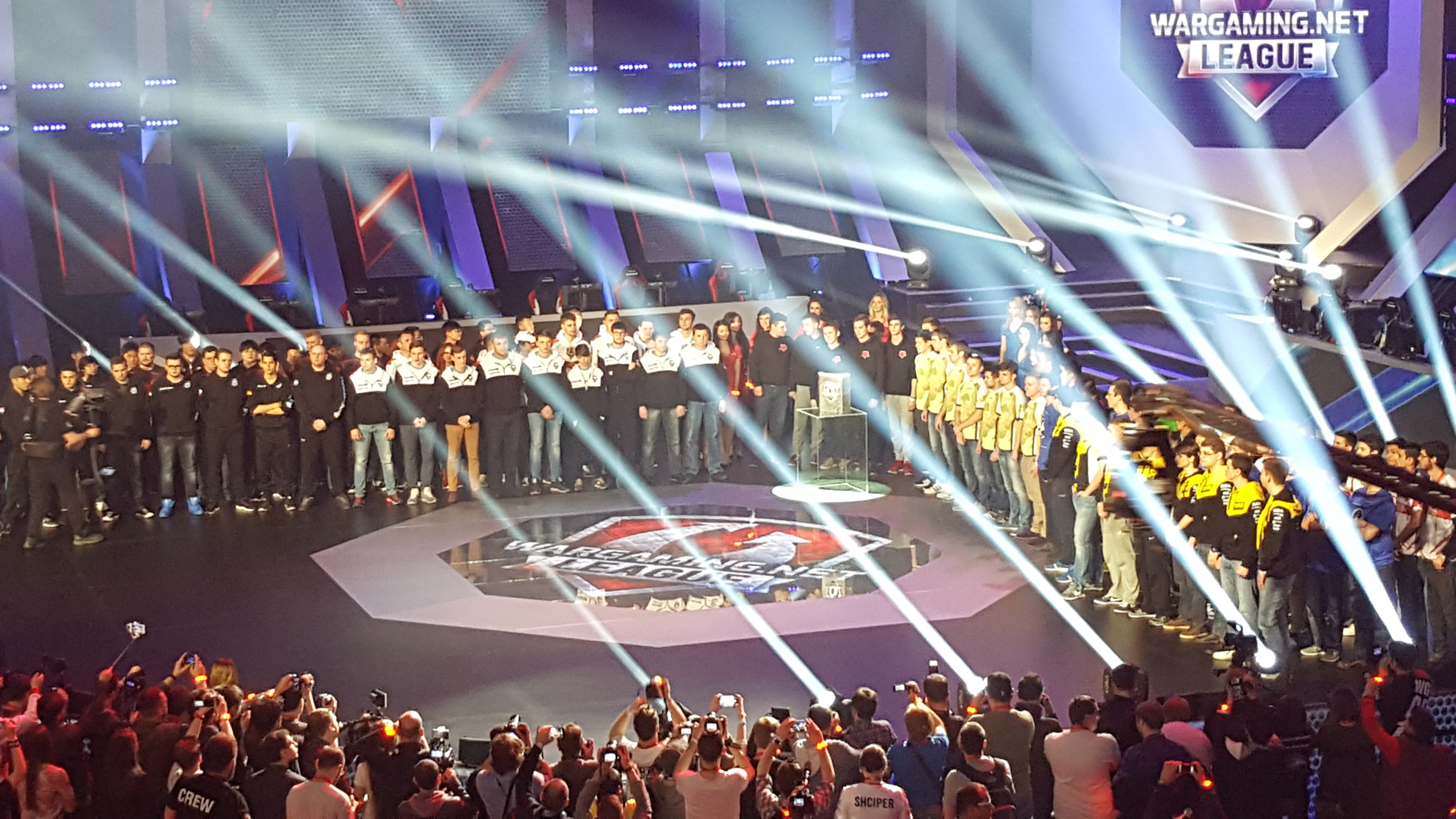 Wargaming celebrates the end of its third eSports season in Warsaw with the $300,000 World of Tanks Grand Finals 2016.