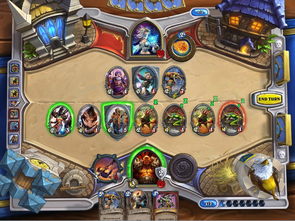 "Blizzard's ""Hearthstone"" is one of the mobile eSports games that will benefit from BlueStacks."