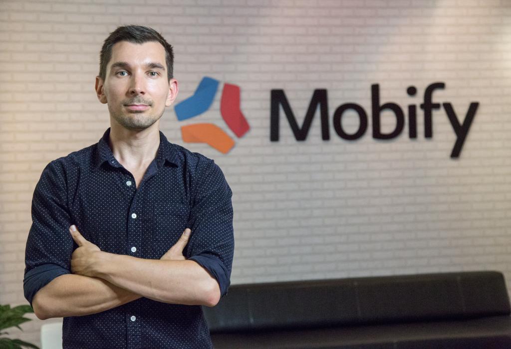 Mobify CEO Igor Faletski