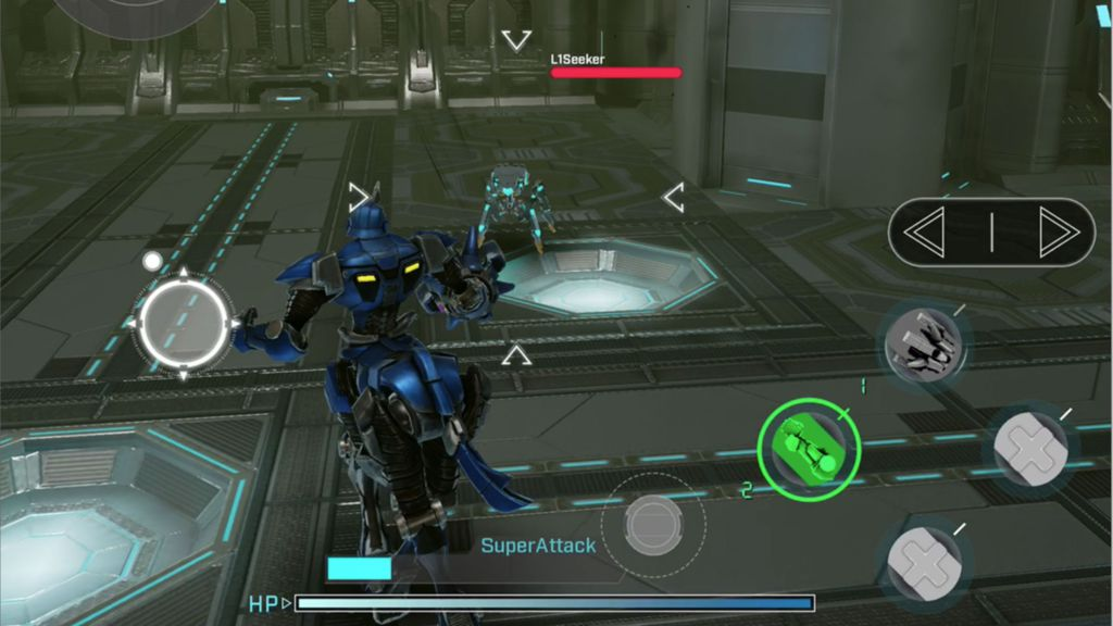 Startup Jumo is launching a mobile Infinite Arms game with interactive action figures.