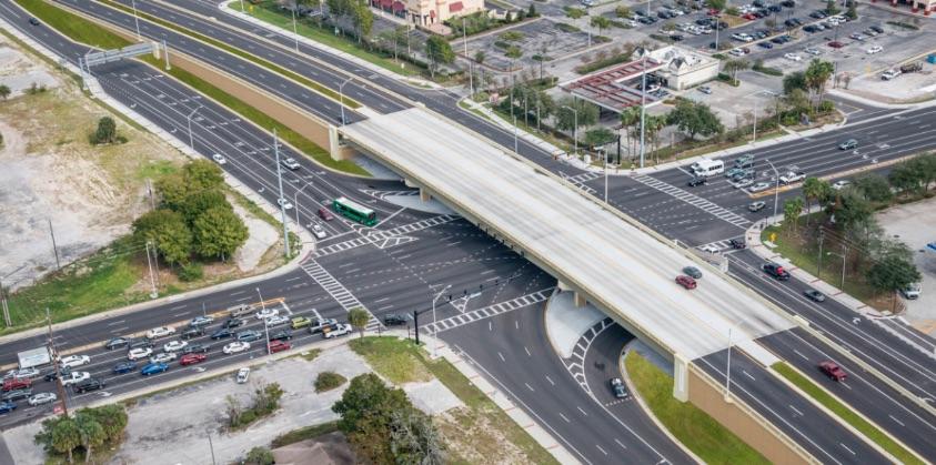 US 17-92 interchange at SR 436.