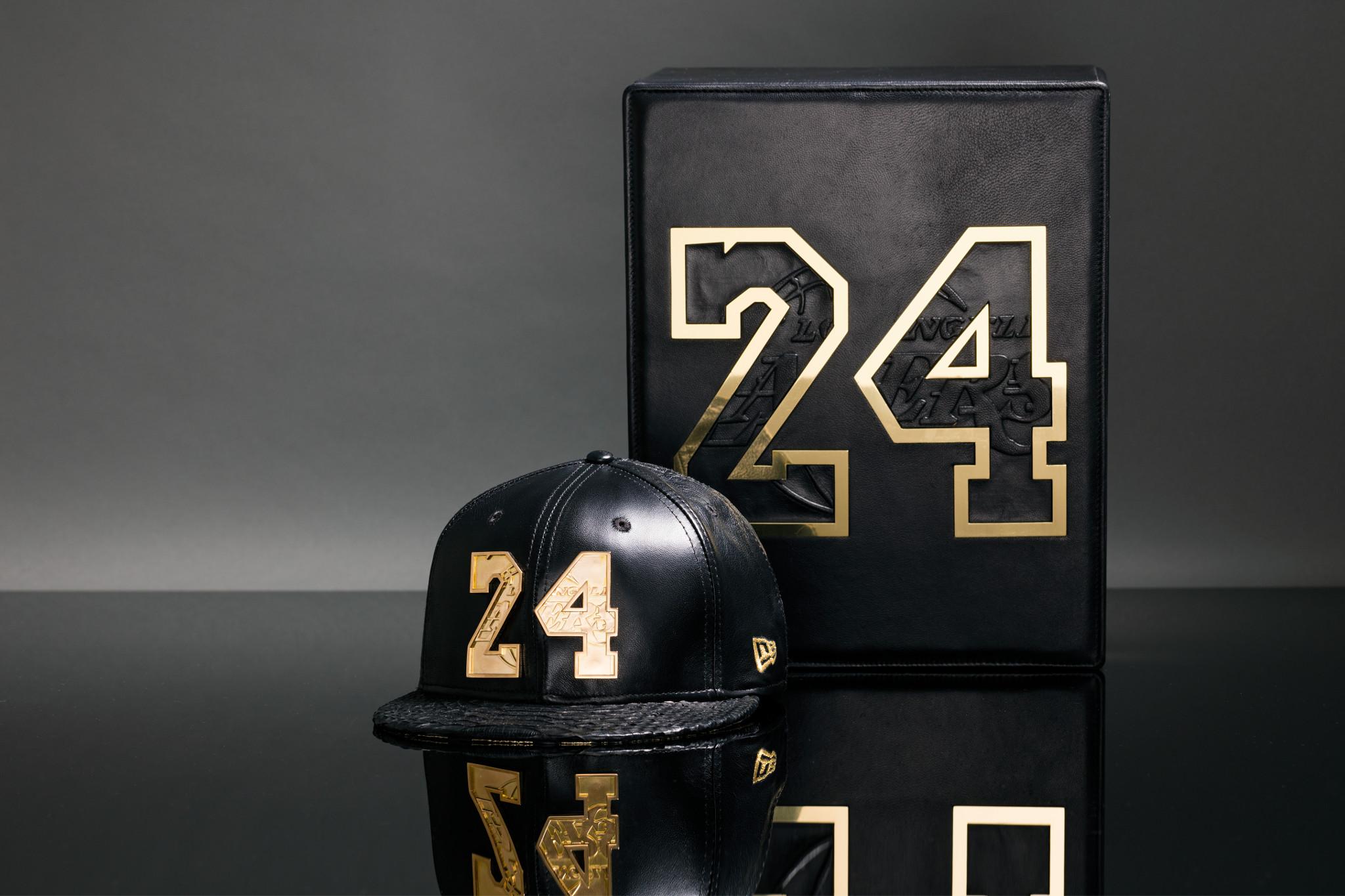 Kobe Gold Hat 2